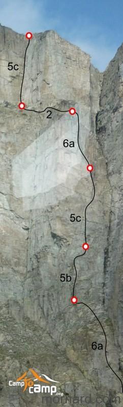 Frison-Roche topo